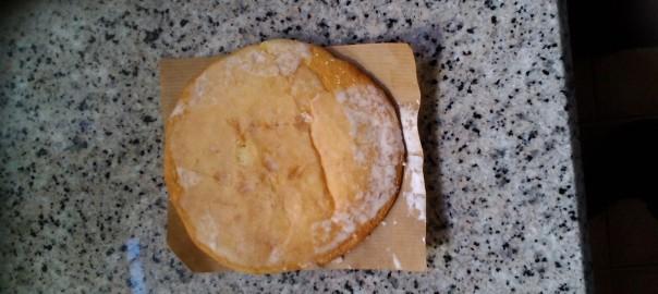 Una torta de Alcazar