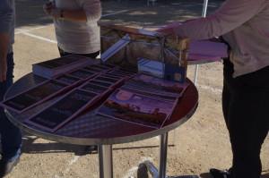tortasdealcazarporelmundo.es en encuentro Gachas2015 Asociación Amigos del Ferrrocarril junto a Turismo Alcazar