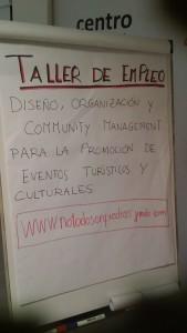 Degustación de www.tortasdealcazarporelmundo.es en la Clausura Taller Empleo Ayuntamiento Alcázar de San Juan1