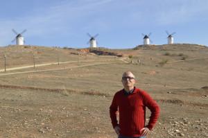 Cerro de los molinos angel delmu