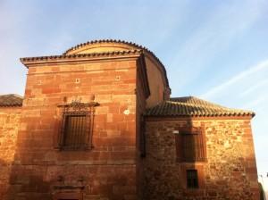 Iglesia Santa María Alcázar