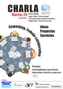 Cartel Encuentro ManchaCentroInnova noviembre 2016